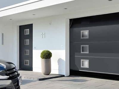 входни врати за къщи hörmann, гаражни врати hörmann